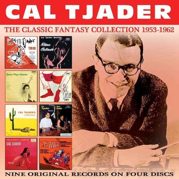 The Classic Fantasy Collection: 1953-1962 - Cal Tjader - Musik - ENLIGHTMENT - 0823564810003 - January 12, 2018