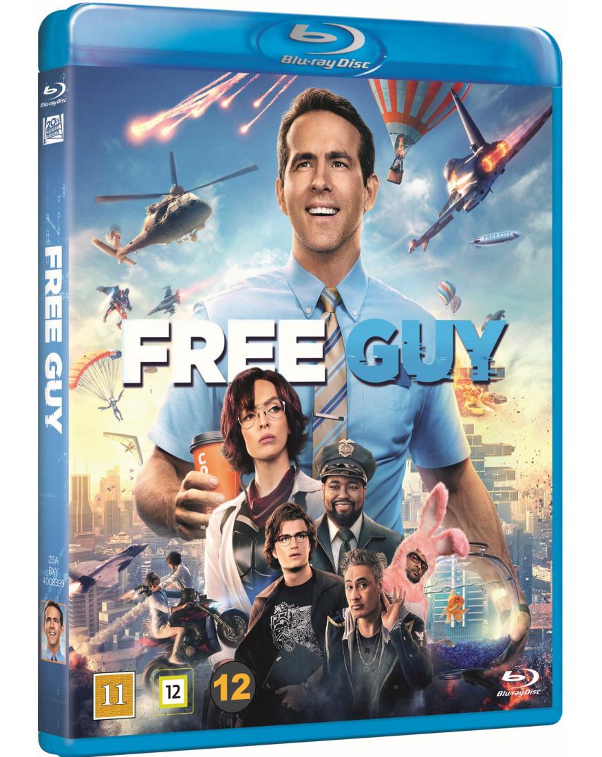 Free Guy -  - Film -  - 8717418599003 - October 4, 2021