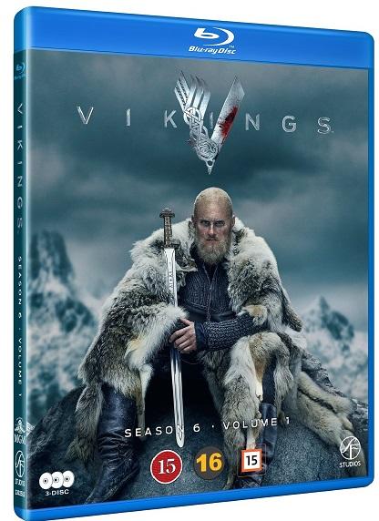 Vikings - Sæson 6 (Vol. 1) - Vikings - Film -  - 7333018018006 - November 23, 2020