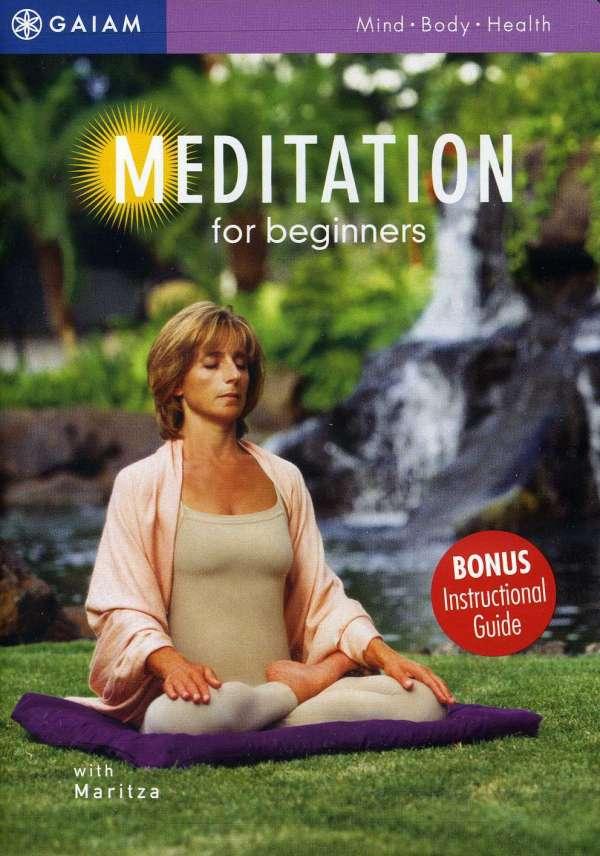 Meditation for Beginners - Meditation for Beginners - Film - Living Arts - 0029956100008 - August 20, 2002