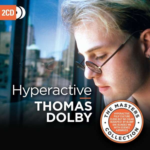 Hyperactive - Thomas Dolby - Musik - BMG Rights Management LLC - 4050538386011 - July 27, 2018