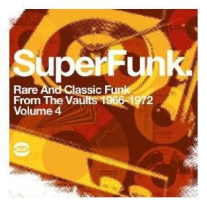Super Funk 4 - V/A - Musik - BGP - 0029667516013 - April 26, 2004