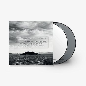 New Adventures In Hi-Fi - R.e.m. - Musik - CONCORD - 0888072264014 - October 29, 2021