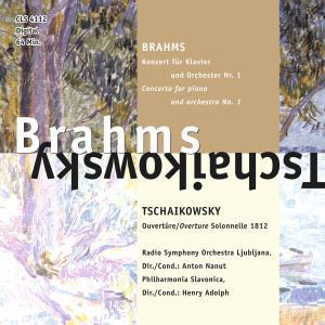 Concerto For Piano & Orch - Brahms / Tchaikovsky - Musik - CLS - 0090204009015 - July 25, 1991