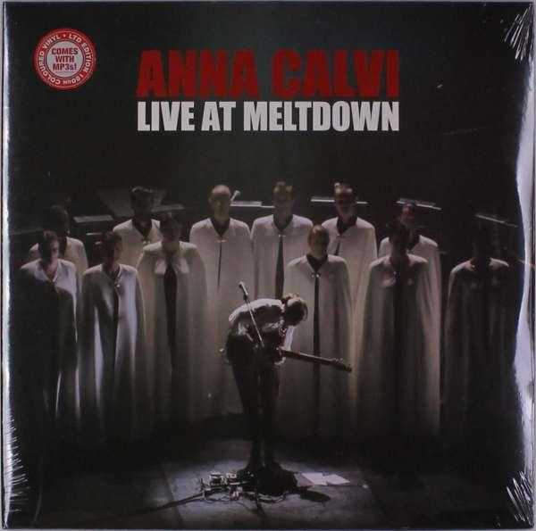 Live at Meltdown - Anna Calvi - Musik - DOMINO RECORDS - 0887828038015 - April 22, 2017