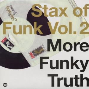 Stax Of Funk 2 - V/A - Musik - BGP - 0029667515016 - August 29, 2002