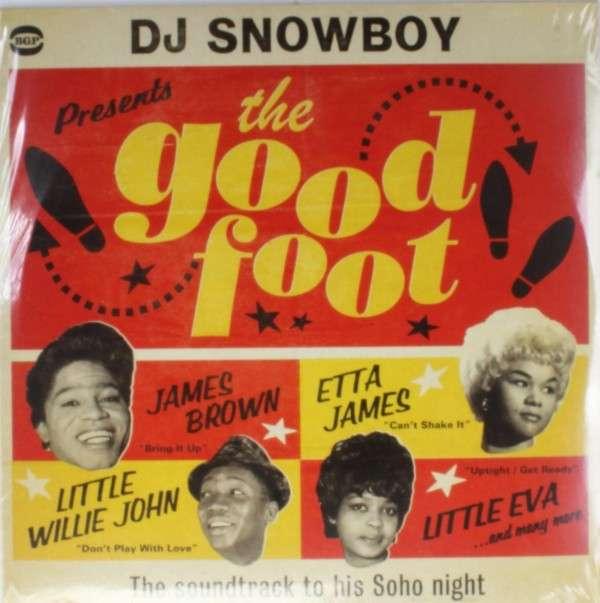 Dj Snowboy Presents The Good Foot - V/A - Musik - BGP - 0029667528016 - September 4, 2014
