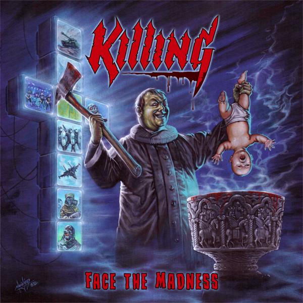 Face The Madness (RED) - Killing - Musik - TAR - 5700907269016 - September 25, 2021