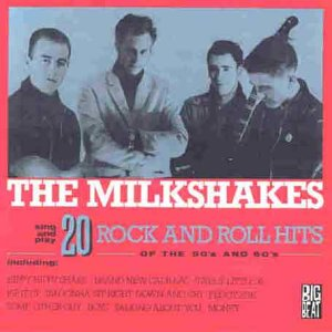20 Rock And Roll Hits - Milkshakes - Musik - ACE - 0029667402019 - February 24, 1984