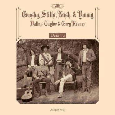 Deja Vu Alternates - Crosby, Stills, Nash & Young - Musik - ATLANTIC - 0603497845019 - August 9, 2021