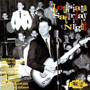 Louisiana Saturday Night - V/A - Musik - ACE - 0029667149020 - October 25, 1993