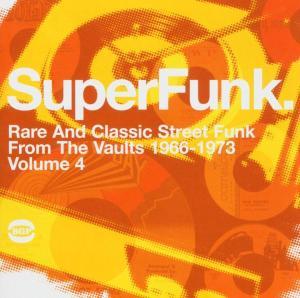 Super Funk Vol.4 - V/A - Musik - BGP - 0029667516020 - April 26, 2004