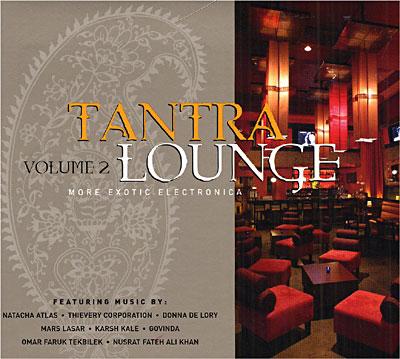 Tantra Lounge 2 - Various Artists - Musik - ELECTRONIC/DJ/SCRATCH - 0030206043020 - July 21, 2013