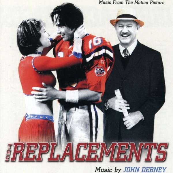 Replacements / O.s.t. - Replacements / O.s.t. - Musik - VARESE SARABANDE - 0030206618020 - September 19, 2000