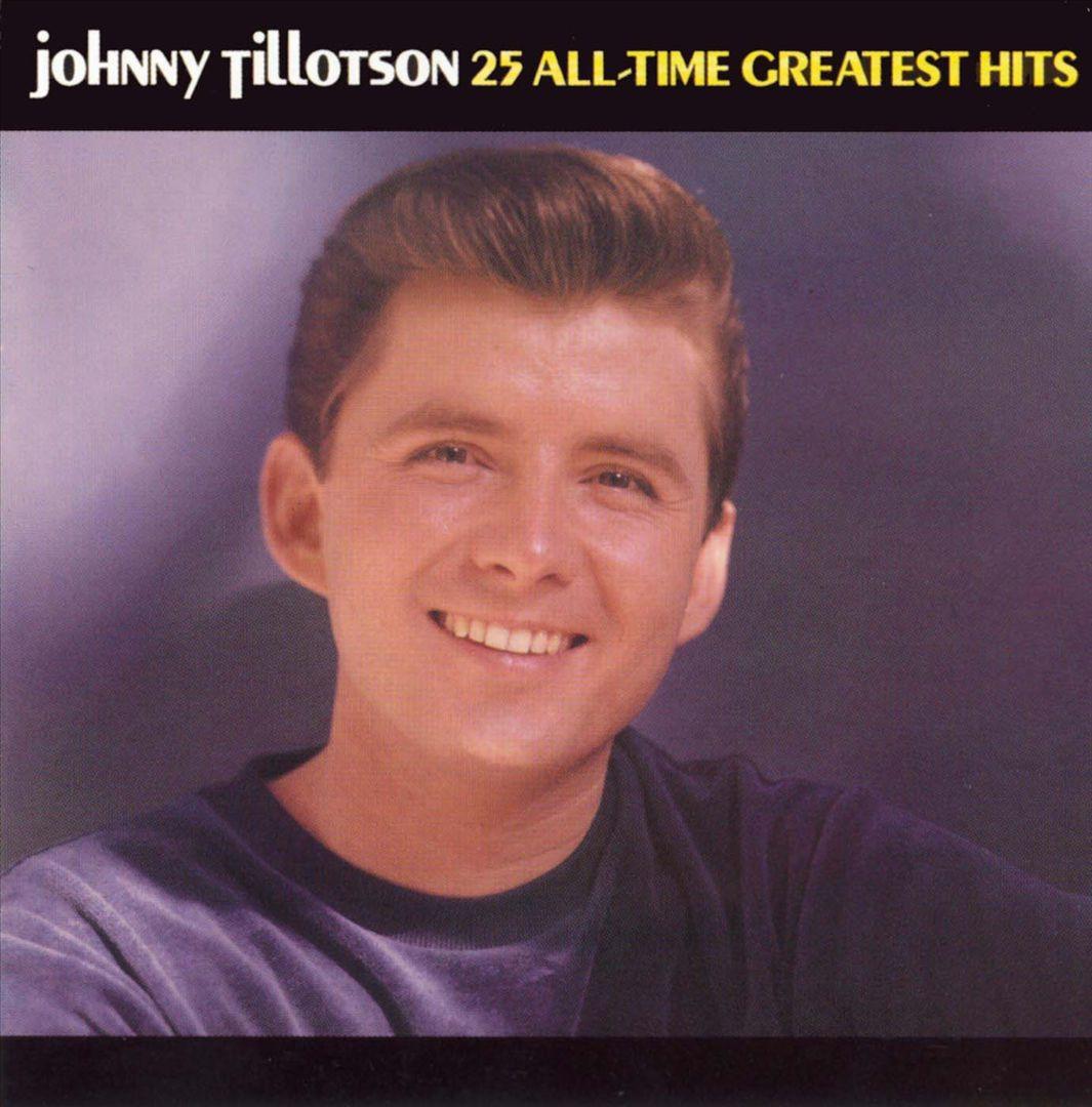 25 All-time Greatest Hits - Johnny Tillotson - Musik - VARESE SARABANDE - 0030206621020 - April 3, 2001