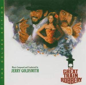 Great Train Robbery Colosseum Soundtrack - Soundtrack - Musik - DAN - 0030206650020 - 2004