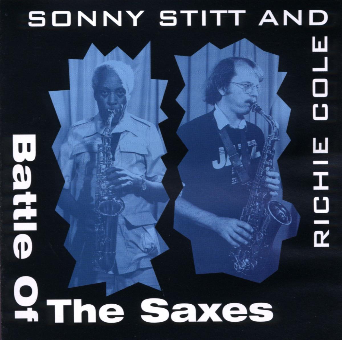 Battle of Saxes - Sonny Stitt & Richie Cole - Musik - AIM Records - 0752211101020 - April 10, 2020