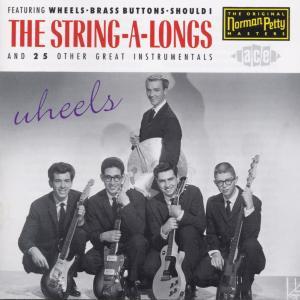 Wheels - String-A-Longs - Musik - ACE - 0029667139021 - January 25, 1993