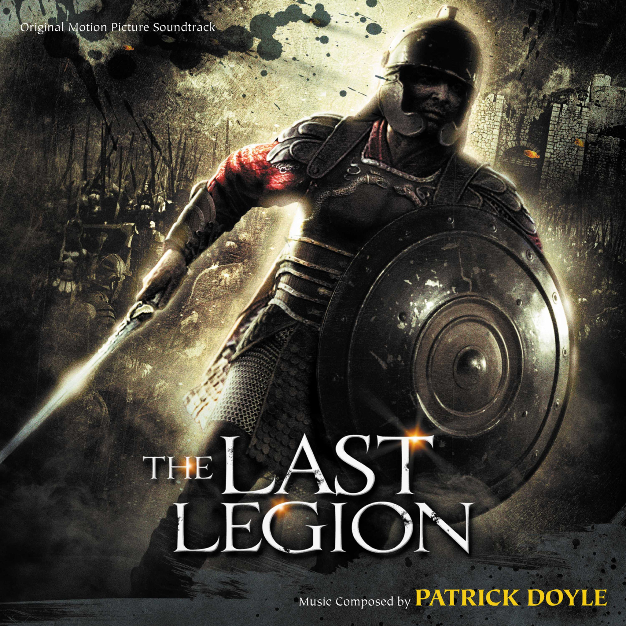 The Last Legion - O.s.t - Musik - SOUNDTRACK - 0030206682021 - August 14, 2007