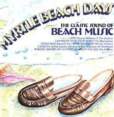 Myrtle Beach Days / Various - Myrtle Beach Days / Various - Musik - Varese Sarabande - 0030206695021 - March 3, 2009