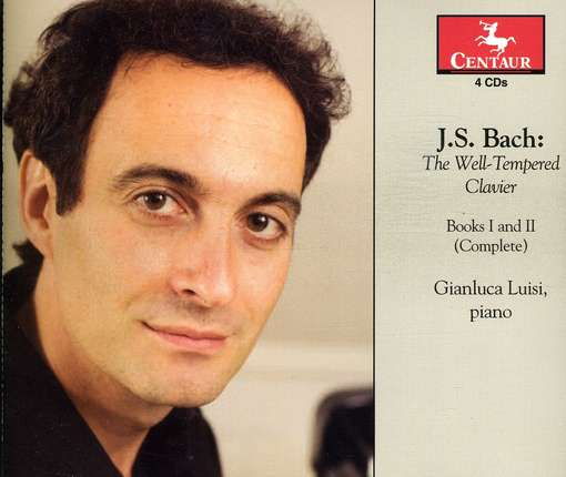 Well-tempered Clavier 1 & 2 - Bach,j.s. / Luisi - Musik - Centaur - 0044747304021 - May 25, 2010