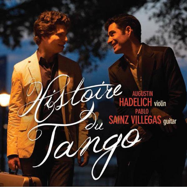 Histoire Du Tango - Duncan J. Cumming - Musik - AVIE - 0822252228021 - March 1, 2013