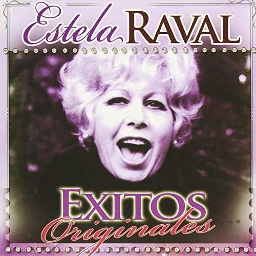 Exitos Originales - Estela Raval - Musik - SONY MUSIC - 0888837762021 - 16. desember 2014