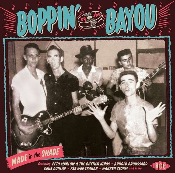 Boppin' By The Bayou - Made In The Shade - V/A - Musik - ACE - 0029667062022 - October 2, 2014
