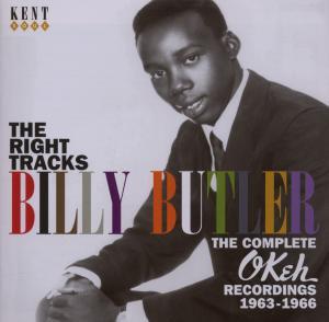 Right Tracks - Billy Butler - Musik - KENT SOUL - 0029667228022 - July 5, 2007