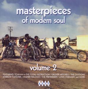 Masterpieces Of Modern Soul Volume 2 - V/A - Musik - KENT - 0029667231022 - January 26, 2009