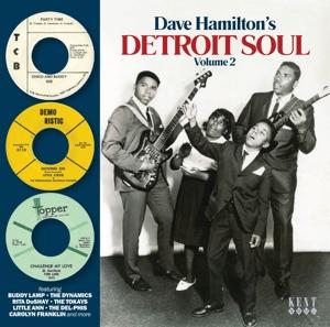 Dave Hamilton's Detroit Soul Volume 2 - V/A - Musik - KENT SOUL - 0029667244022 - December 10, 2015