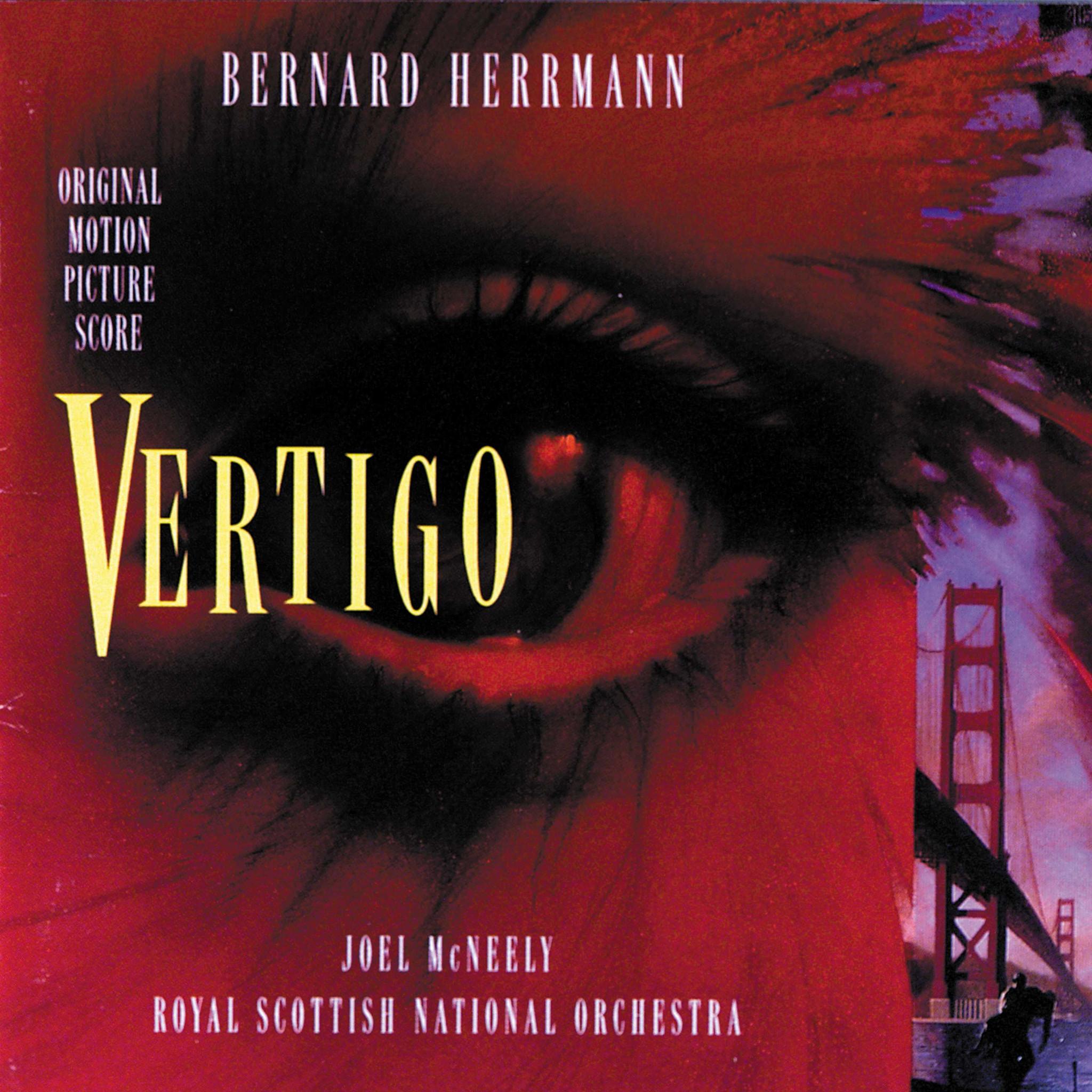 Vertigo (1995 Re-recording) - BERNARD HERRMANN & JOEL McNEELY / OST - Musik - SOUNDTRACK/SCORE - 0030206560022 - November 16, 2019