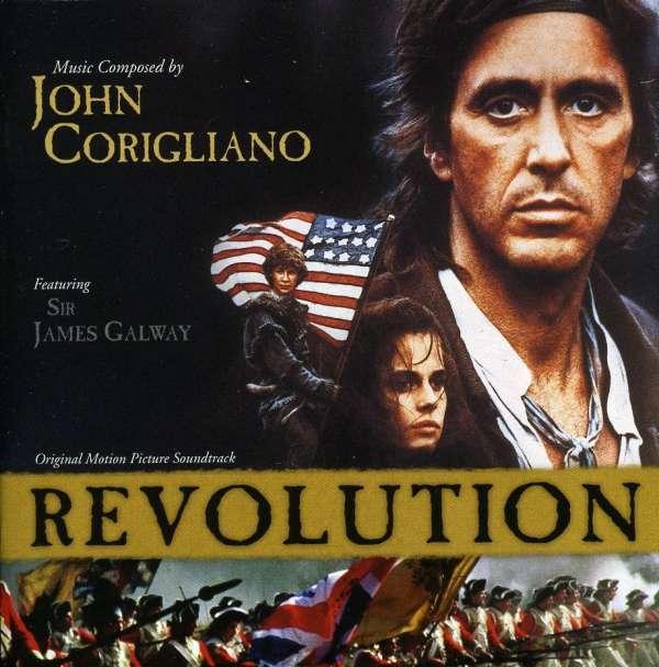 Revolution (Score) / O.s.t. - John Coriglino - Musik - Varese Sarabande - 0030206700022 - April 20, 2010