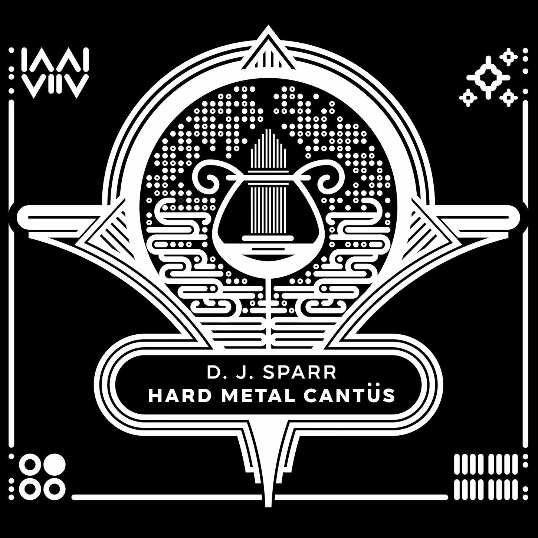 Hard Metal Cantus - Sparr - Musik -  - 0726708606022 - November 13, 2020
