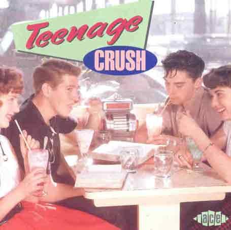 Teenage Crush - V/A - Musik - ACE - 0029667164023 - January 27, 1997