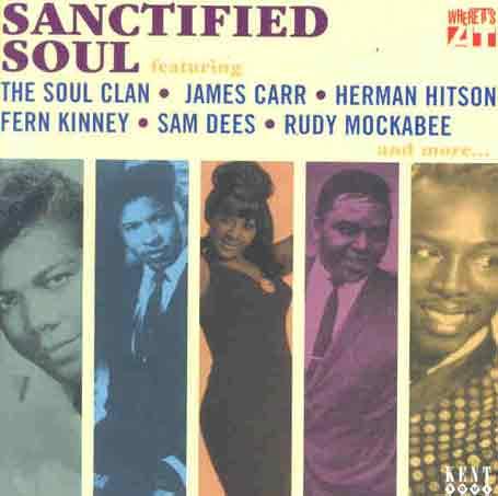 Sanctified Soul - Various Artists - Musik - KENT - 0029667218023 - February 28, 2000