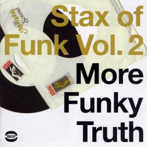Stax Of Funk 2 - V/A - Musik - BGP - 0029667515023 - August 29, 2002