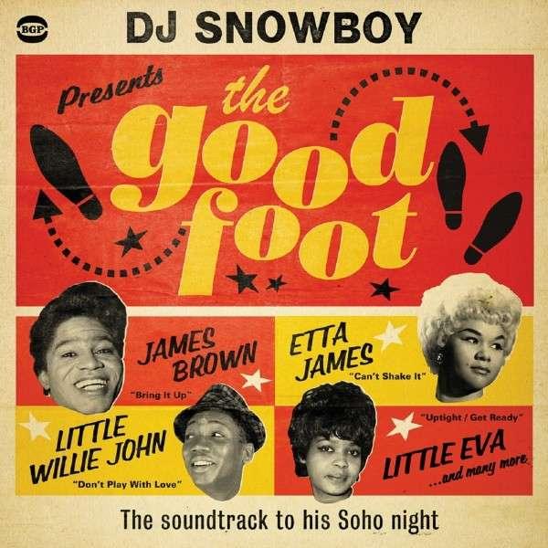 Dj Snowboy Presents The Good Foot - V/A - Musik - BGP - 0029667528023 - September 4, 2014