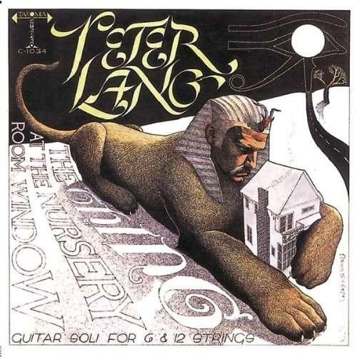 Thing At The Nursery Room - Peter Lang - Musik - TAKOMA - 0029667982023 - December 14, 2000