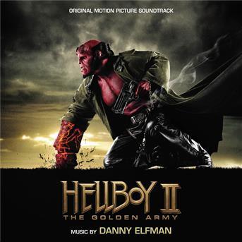 Golden Army - Hellboy II - Musik - Varese - 0030206691023 - July 15, 2008