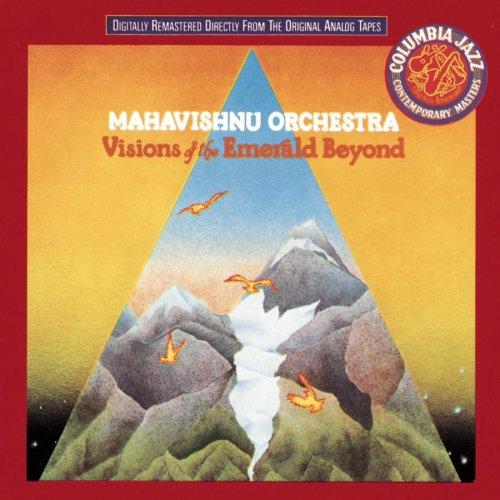 Visions Of Emerald Beyond - Mahavishnu Orchestra - Musik - COLUMBIA - 0886972397023 - June 30, 1990