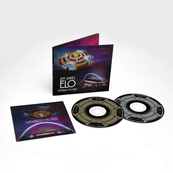 Wembley or Bust - Jeff Lynne's Elo - Musik - Sony Owned - 0889854922023 - November 17, 2017