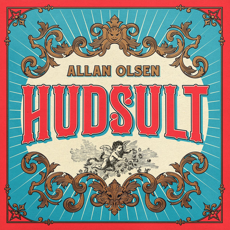 HUDSULT - Allan Olsen - Musik - Blix & Co. - 5707471051023 - 13. mai 2017