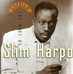 Best Of Slim Harpo - Slim Harpo - Musik - ACE RECORDS - 0029667141024 - December 31, 1993