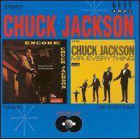 Encore / Mr. Everything - Chuck Jackson - Musik - KENT - 0029667211024 - August 30, 1994