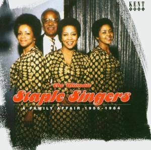 The Ultimate Staple Singers - Staple Singers - Musik - KENT - 0029667224024 - August 30, 2004