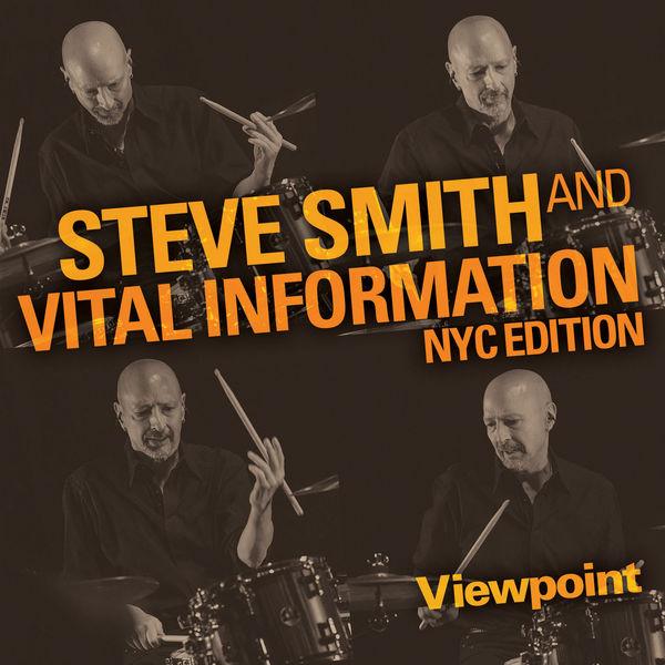 Viewpoint - Smith, Steve & Vital Information - Musik - IN-AKUSTIK - 0030206243024 - November 19, 2015