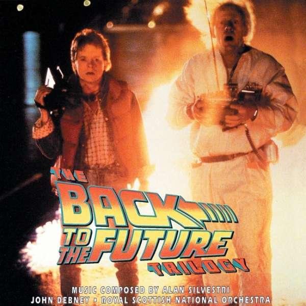 Back To The Future Trilogy - O.s.t - Musik - VARESE SARABANDE - 0030206595024 - June 30, 1990