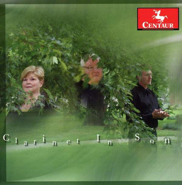 Clarinet in Song - Rhodes / Tidwell,dallas & Edith / George - Musik - Centaur - 0044747303024 - July 27, 2010