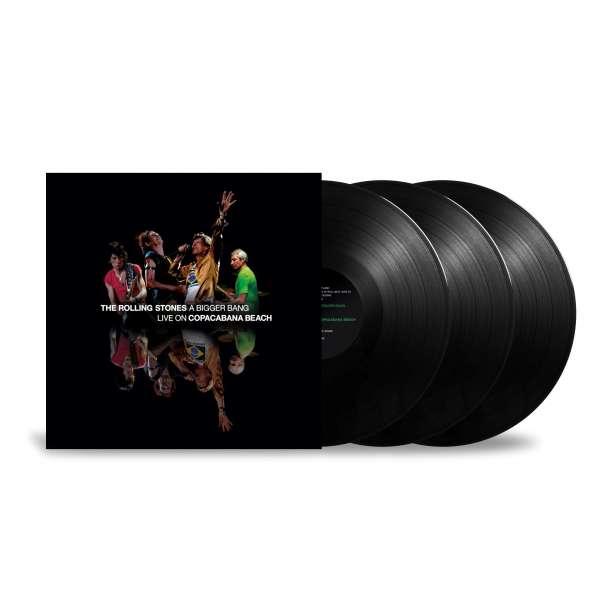 A Bigger Bang - Live at Copacabana Beach - The Rolling Stones - Musik - UNIVERSAL - 0602435783024 - July 9, 2021